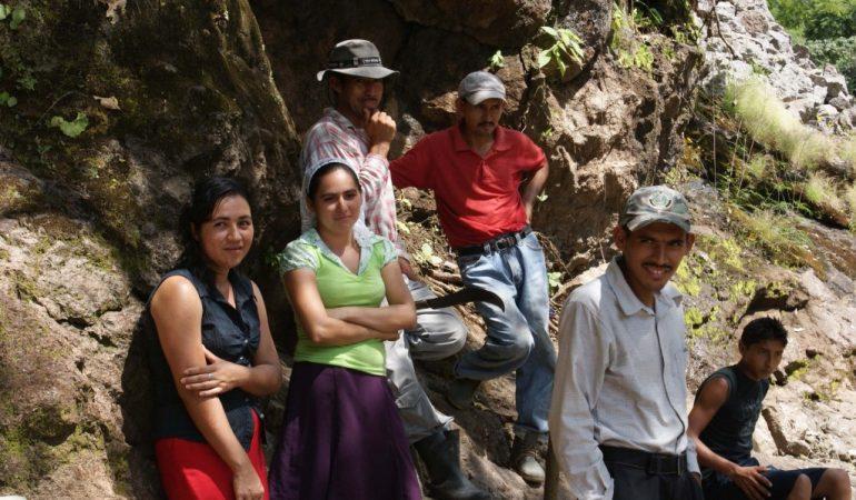 Una mini central hidroeléctrica para las familias de Guanijiquil