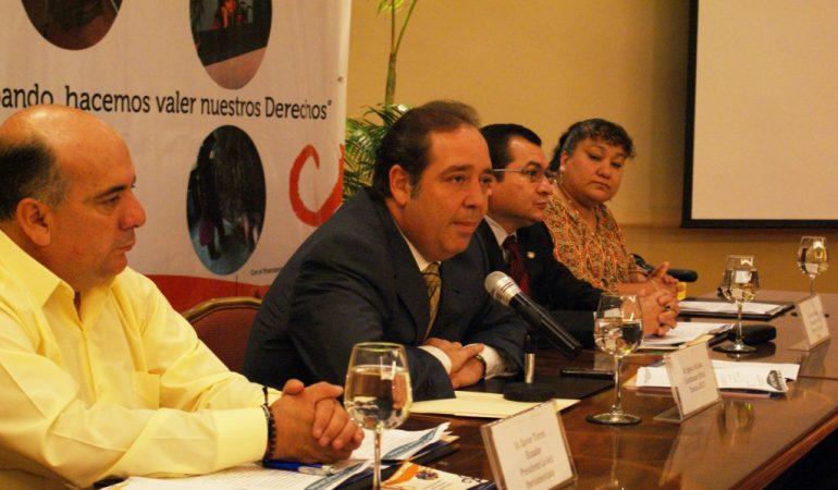 Más de 400 inserciones laborales de personas con discapacidad en El Salvador