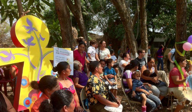 Un nuevo Centro de Desarrollo Integral para la mujer en Suchitoto