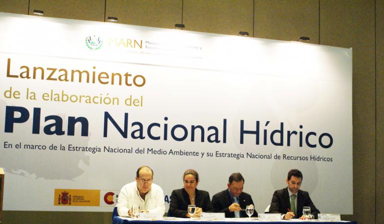 La participación será clave para la construcción del plan nacional hídrico en El Salvador