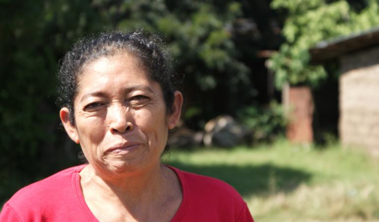 La historia de María Inés y el derecho humano al agua en El Playón