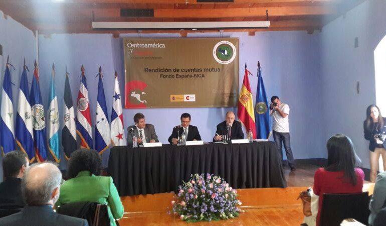 Centroamérica y España una asociación para el desarrollo