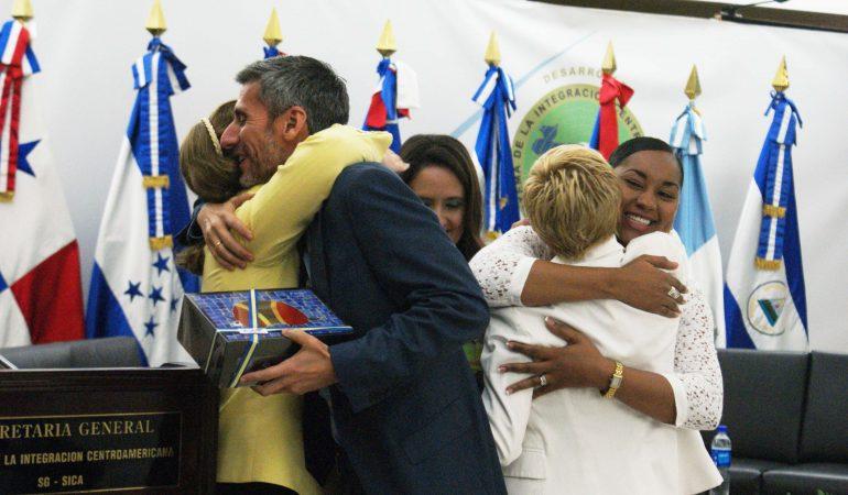 La Cooperación Española firma nuevo programa de cooperación con la región centroamericana para el periodo 2014-2017