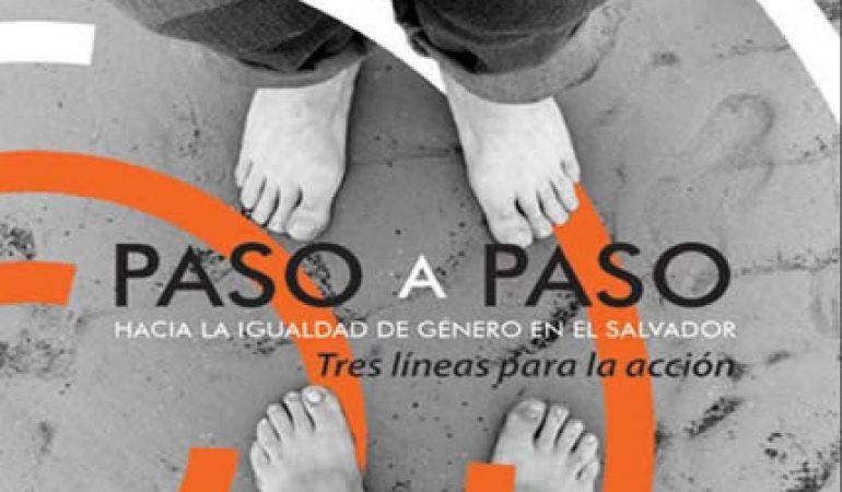 Paso a paso hacia la igualdad de género en El Salvador