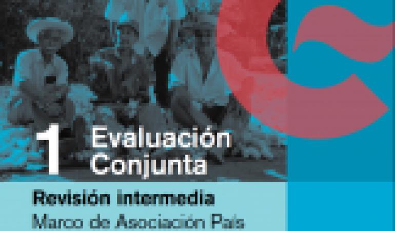 Revisión intermedia Marco de Asociación País El Salvador-España 2010-2014