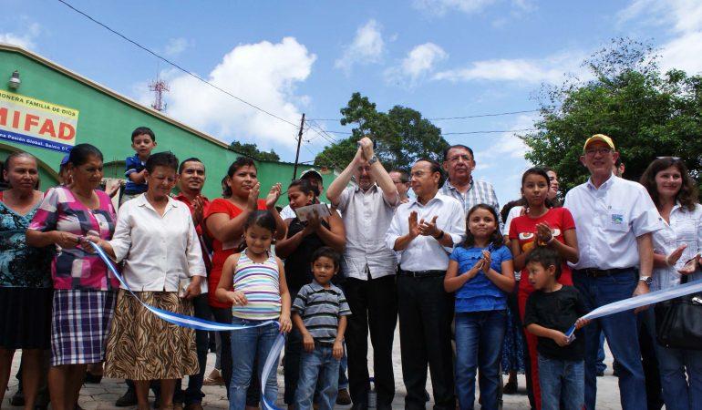 358 familias mejoran sus condiciones de vida en Ciudad Arce