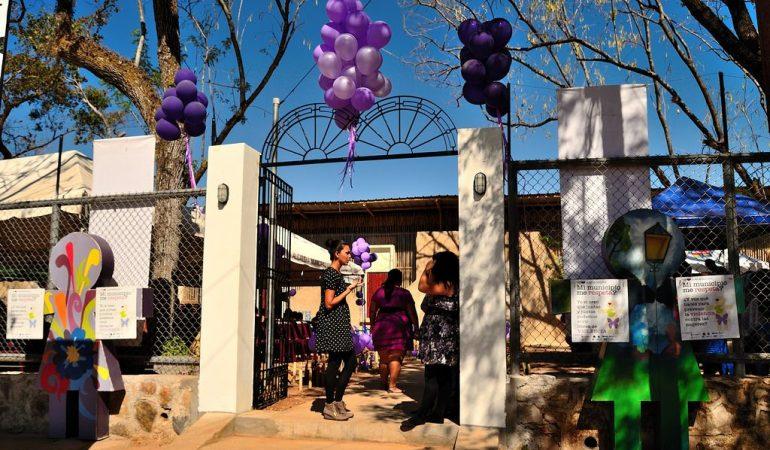 Inauguran la Casa de las Mujeres en Suchitoto