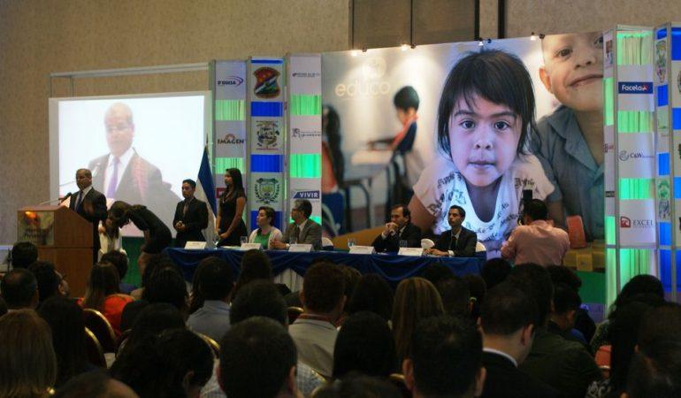 EDUCO rinde cuentas de sus 14 años de trabajo en el país y  lanza nueva imagen institucional