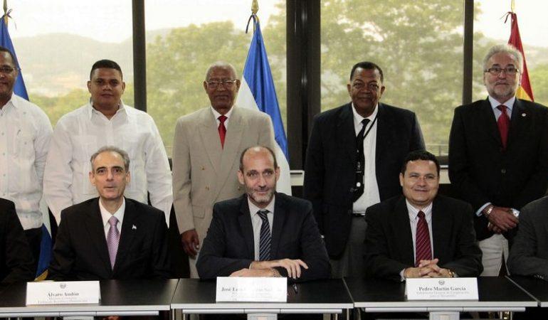 El Salvador desarrolla V Misión Técnica de Proyecto de Cooperación Triangular con República Dominicana y España