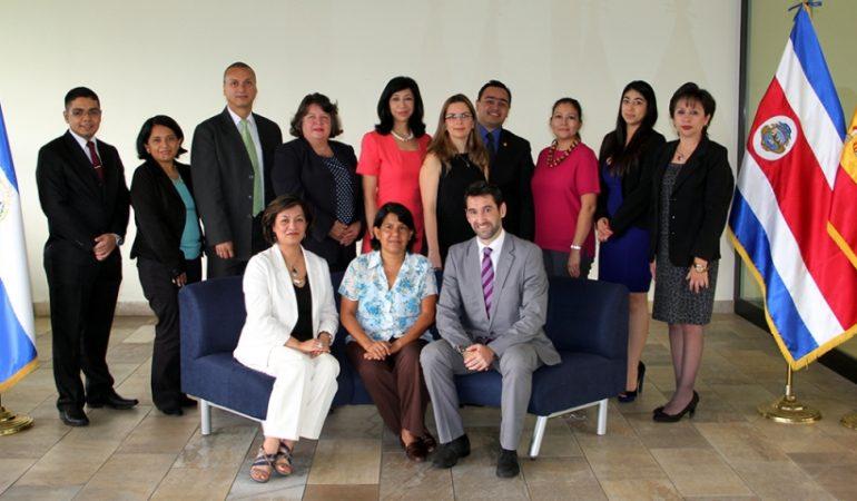 Inicia reunión técnica entre El Salvador y Costa Rica sobre eficacia de la cooperación