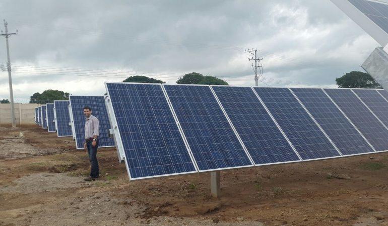 La Cooperación Española promueve las energías renovables en El Salvador