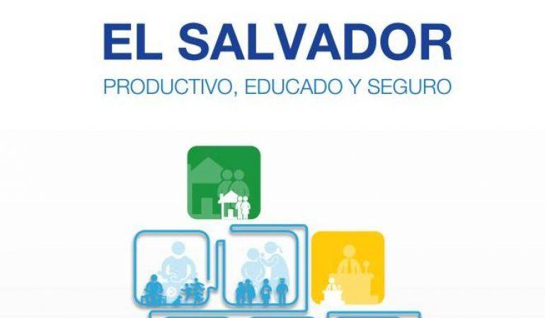 Plan Quinquenal de Desarrollo 2014-2019 El Salvador