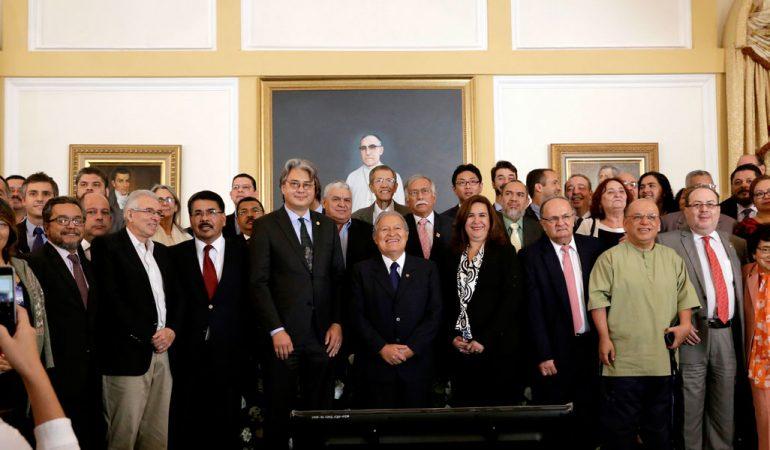 AECID El Salvador forma parte de la Secretaría Técnica del Consejo Nacional de Sustentabilidad Ambiental y Vulnerabilidad