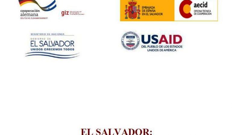 """""""El Salvador: En la búsqueda de un acuerdo nacional de sostenibilidad fiscal"""""""