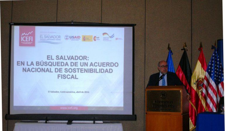 Embajada de España, AECID junto con USAID y GIZ presentan estudio de sostenibilidad fiscal