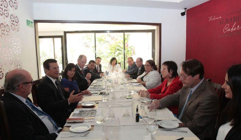 AECID y Embajada de España participan activamente en el grupo de amigas y amigos de la Resolución 1325