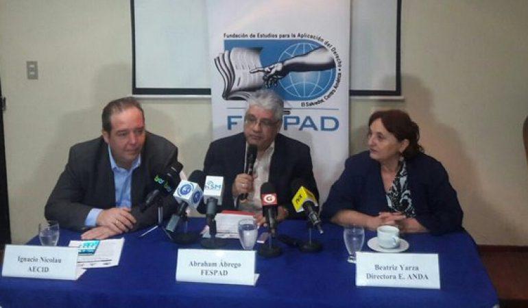 La AECID comprometida con la transparencia en obras públicas