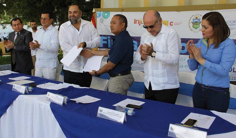 Cooperación Española lanza Escuelas Taller para prevenir violencia y delincuencia en Zacatecoluca
