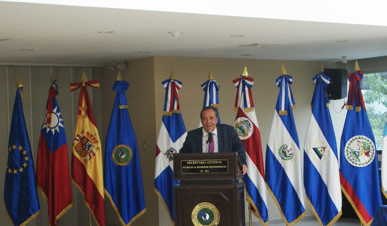 La Cooperación Española apoya decididamente el Sistema de Integración Centroamericano (SICA)