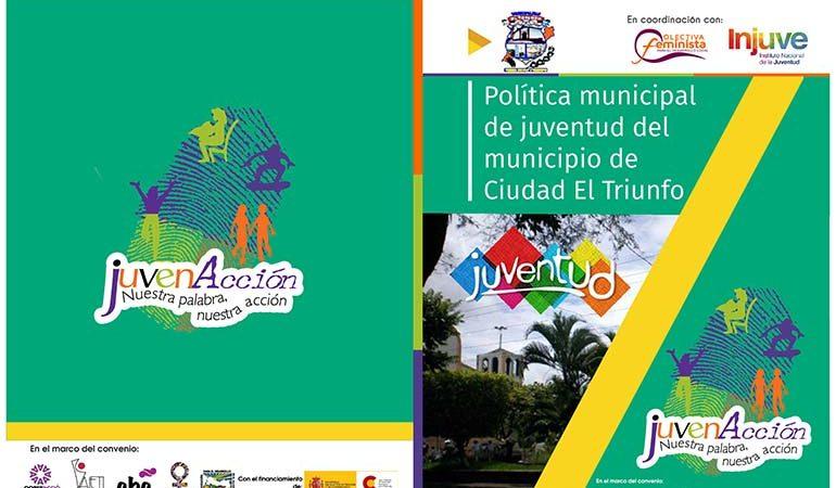 Política Municipal de Juventud del municipio de Ciudad El Triunfo