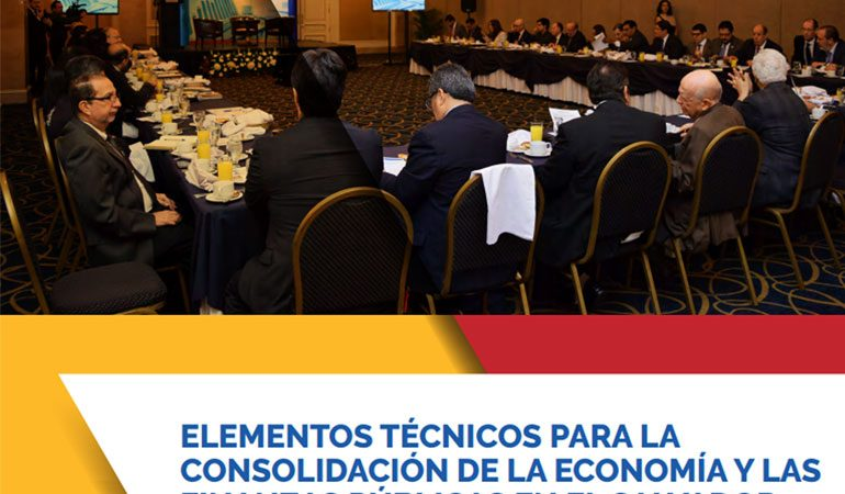 MESA DE COOPERANTES QUE APOYAN LA POLÍTICA FISCAL DE EL SALVADOR