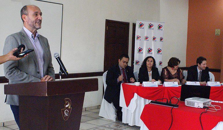 """ISNA con el apoyo de la Cooperación Triangular El Salvador – Chile- España , presentaron estudio sobre """"Deshabituación de Drogas, Alcohol y Tabaco en Adolescentes"""""""