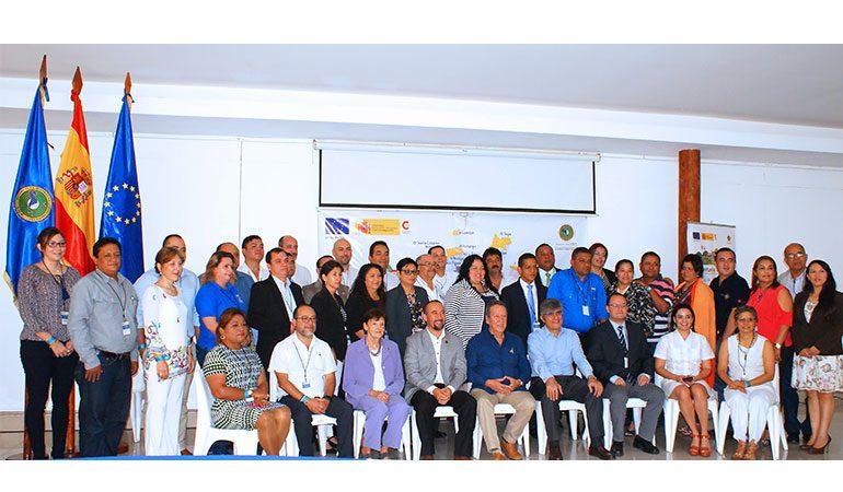 Representantes de los Gobiernos locales comparten experiencias en encuentro regional del proyecto BE1