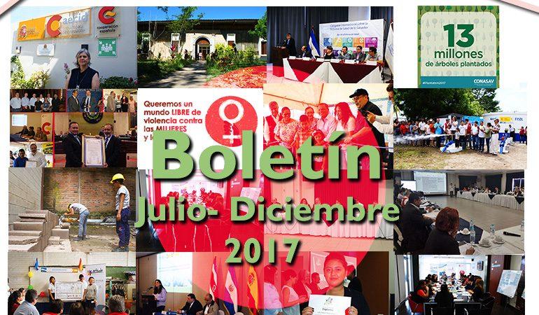 Boletín Julio – Diciembre 2017