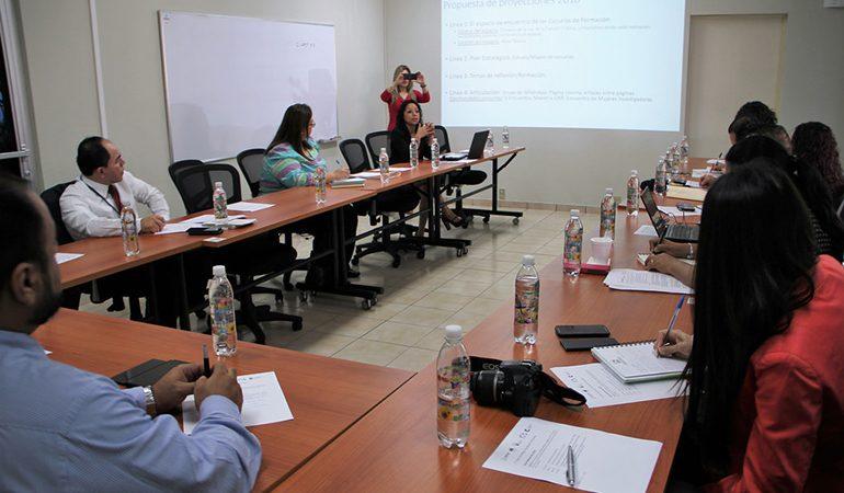 ENAFOP realizó la segunda reunión de escuelas de formación pública del Estado
