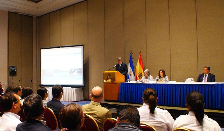 MARN y ANDA presentan logros del Programa de gobernabilidad y gestión del recurso hidríco apoyado por el Fondo de Agua de la Cooperación Española