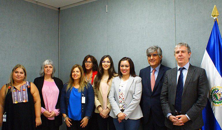 Cooperación Triangular ha logrado resultados favorables en la juventud de El Salvador