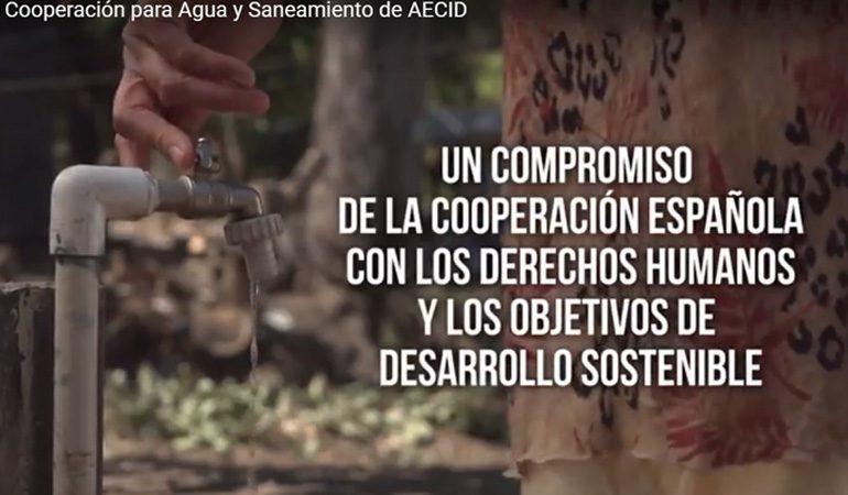 Impactos del Fondo de Cooperación para Agua y Saneamiento de AECID