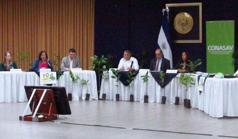 AECID El Salvador se une a la Plantatón 2018