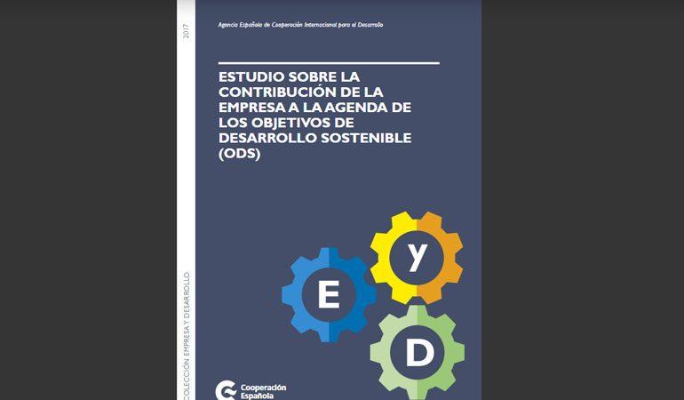 Estudio sobre la contribución de la empresa a la agenda de los ODS