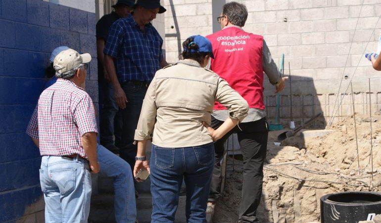 Introducción de agua potable en el cantón Metalío, municipio de Acajutla
