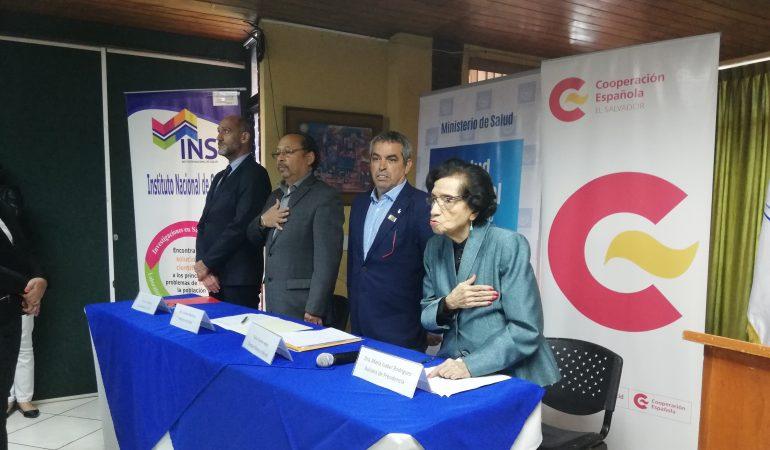 Finaliza convenio que apoyó la reforma del sector salud en El Salvador