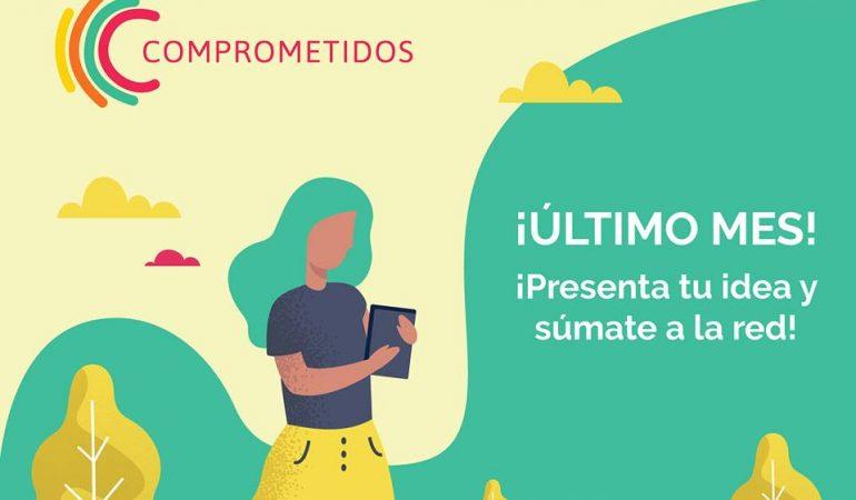Comprometidos abre una nueva oportunidad para los jóvenes latinoamericanos