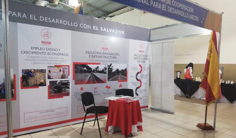 AECID participó en la Feria Europa Coopera 2019