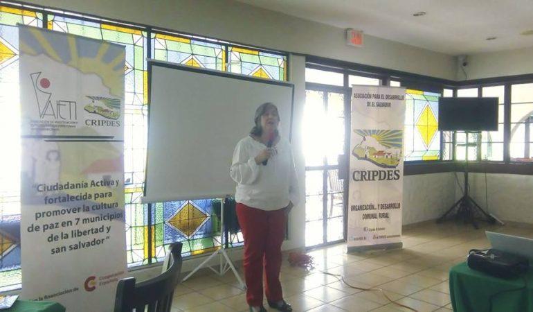 AECID apoya proyecto para promover la cultura de paz
