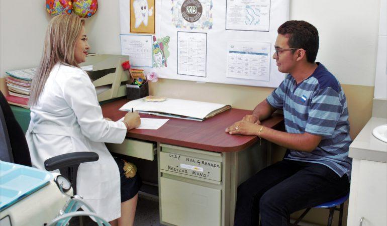 Inauguran Unidad Comunitaria de Salud Familiar Intermedia de Nueva Granada