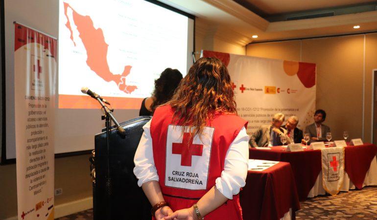 AECID firma convenio con Cruz Roja de España y El Salvador para ayudar a población migrante