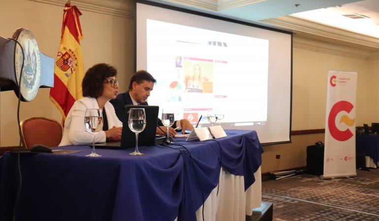 Letrados de las Cortes Españolas asesoran a la Asamblea Legislativa para elaboración del PEI