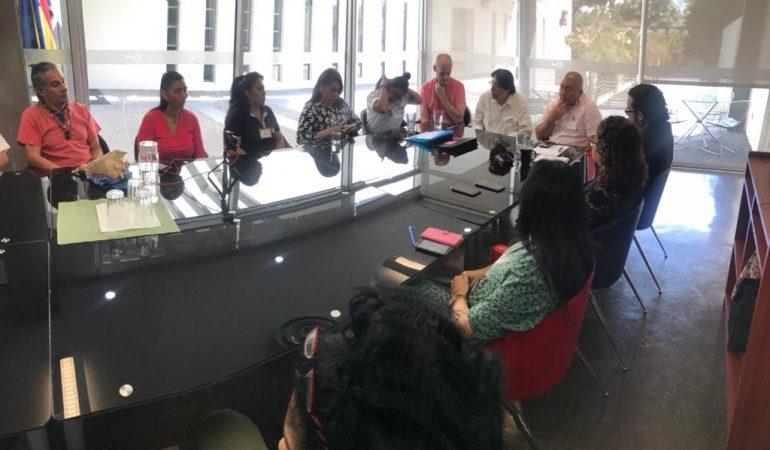Firman convenio de cooperación mutua para fortalecer derechos de Pueblos Indígenas