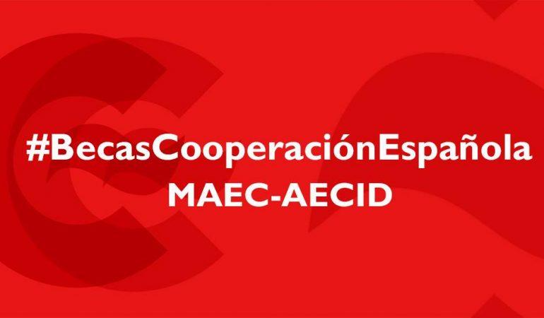 Becas y Cooperación Universitaria 2021-2022