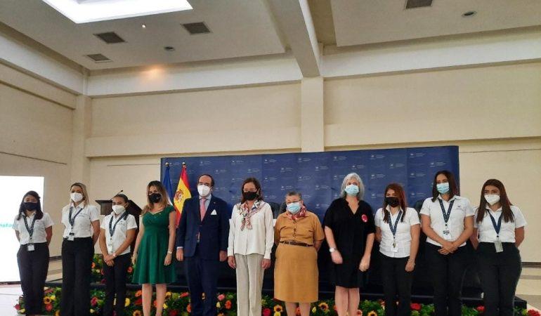 Lanzamiento oficial del Protocolo de Atención a Mujeres Retornadas (PRAMUR)